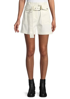 3.1 Phillip Lim Belted Cargo Shorts