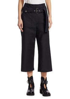 3.1 Phillip Lim Belted Culottes