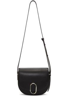3.1 Phillip Lim Black Alix Saddle Bag