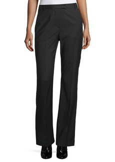 3.1 Phillip Lim Boot-Cut Stove Pipe Trousers
