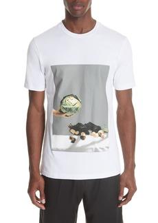 3.1 Phillip Lim Cabbage Print T-Shirt
