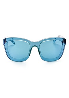 3.1 Phillip Lim Women's Cat Eye Sunglasses, 52mm