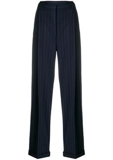 3.1 Phillip Lim pin-stripe tailored trousers
