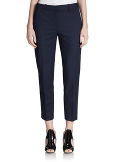 3.1 Phillip Lim Cropped Straight-Leg Trousers