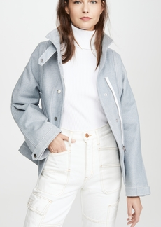 3.1 Phillip Lim Denim Biker Jacket