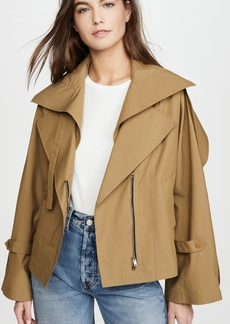 3.1 Phillip Lim Detachable Collar Jacket