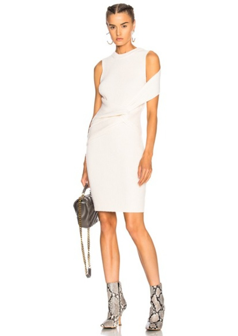 3.1 Phillip Lim 3.1 phillip lim Draped Wool Twist Tank Dress  116f697d8