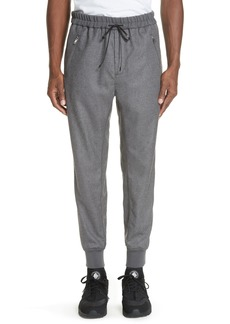 3.1 Phillip Lim Drop Rise Tappers Wool Pants