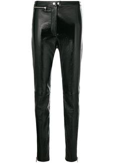 3.1 Phillip Lim skinny-fit biker trousers