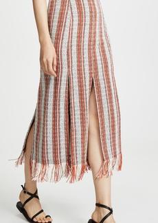 3.1 Phillip Lim Finger Berber Skirt