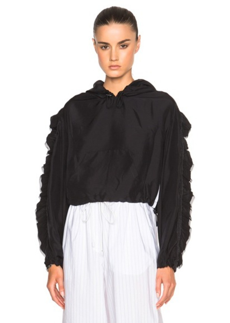 3.1 phillip lim Flare Sleeve Anorak Jacket