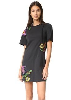 3.1 Phillip Lim Floral Embroidered Dress