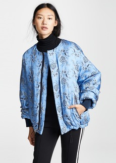 3.1 Phillip Lim Floral Puffer Jacket