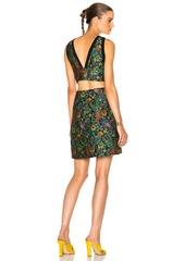 3.1 phillip lim Floral Side Cut Dress