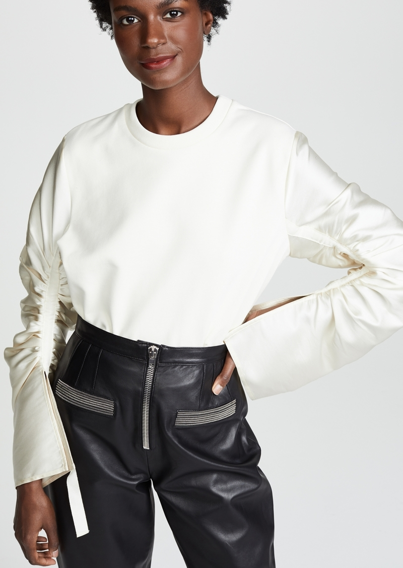 3.1 Phillip Lim French Terry Tee