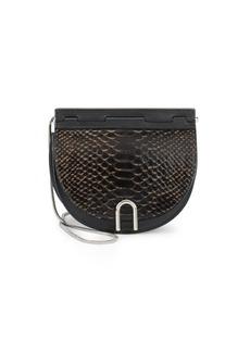 3.1 Phillip Lim Hana Leather Saddle Bag