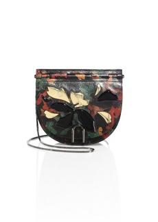 3.1 Phillip Lim Hana Multicolor Leather Chain Saddle Bag