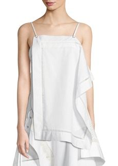 3.1 Phillip Lim Handkerchief Cotton Tank