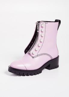 3.1 Phillip Lim Hayett Lug Sole Boots
