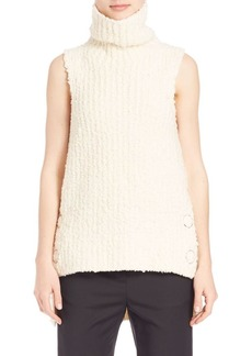 3.1 Phillip Lim Hi-Lo Turtleneck Top