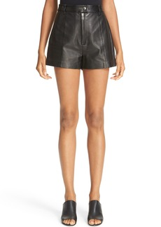 3.1 Phillip Lim High Waist Shorts