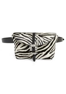 3.1 Phillip Lim Hudson Genuine Calf Hair Belt Bag