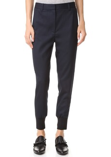 3.1 Phillip Lim Jogger Pants with Ribbing