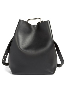 3.1 Phillip Lim 'Large Quill' Leather Bucket Bag