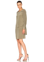 3.1 phillip lim Layered Long Sleeve Dress