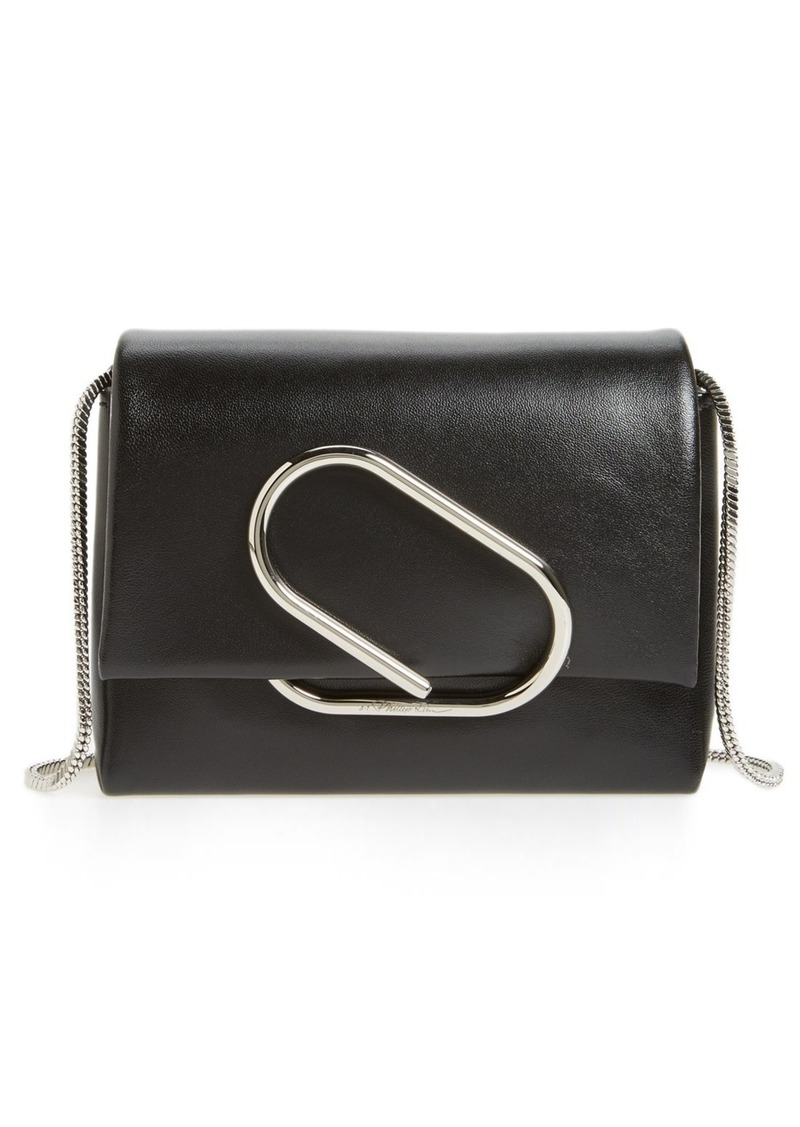 3.1 Phillip Lim Micro Alix Leather Crossbody Bag