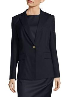 Minimalistic Notch Jacket
