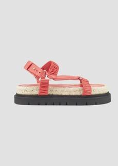 3.1 Phillip Lim Noa Platform Espadrille Sandals