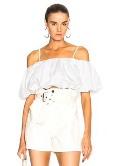 3.1 phillip lim Off Shoulder Top