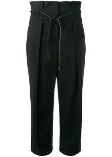 3.1 Phillip Lim origami pleat trousers - Black
