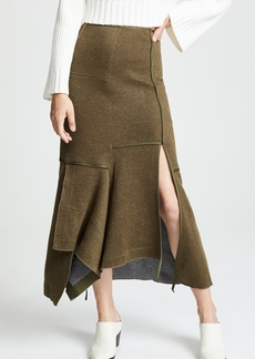 3.1 Phillip Lim Patch Skirt