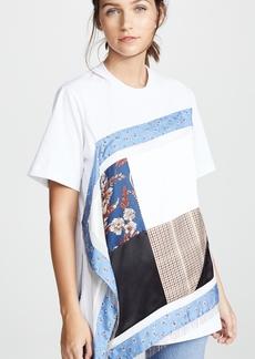 3.1 Phillip Lim Patchwork T-Shirt