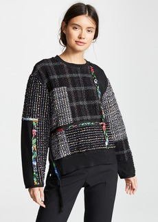 3.1 Phillip Lim Patchwork Top