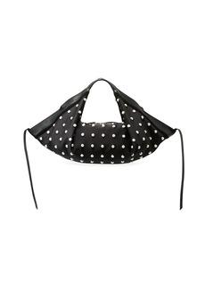 3.1 Phillip Lim Pearl Luna Mini Studded Hobo Bag