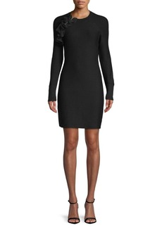 3.1 Phillip Lim Ruffle Bodycon Dress