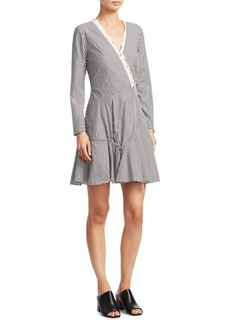 3.1 Phillip Lim Ruffle Mini Dress