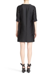3.1 Phillip Lim Sequin Embellished Double Face Satin Dress