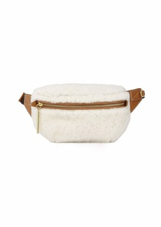 3.1 Phillip Lim Shearling Slim Bum Belt Bag