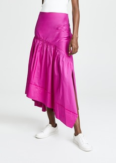 3.1 Phillip Lim Shirred Skirt