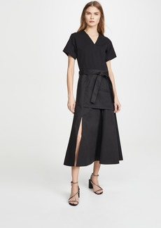 3.1 Phillip Lim Short Sleeve Utility Dress