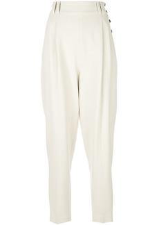 3.1 Phillip Lim side button detail trousers