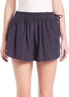 3.1 Phillip Lim Silk-Blend Cheeky Shorts