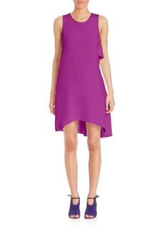 3.1 Phillip Lim Silk Ruffle Dress