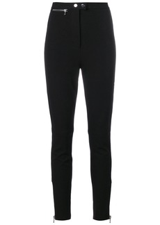 3.1 Phillip Lim skinny fitted trousers - Black