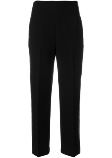 3.1 Phillip Lim straight-leg cropped trousers - Black
