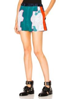 3.1 phillip lim Surf Floral Shorts